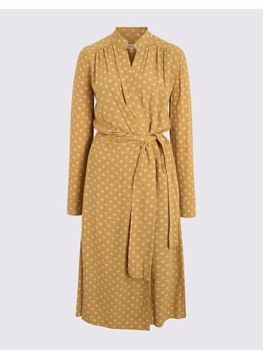 Marks & Spencer Elbise Sarı